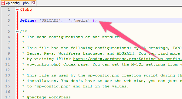 Add Snippet to wp-config.php File
